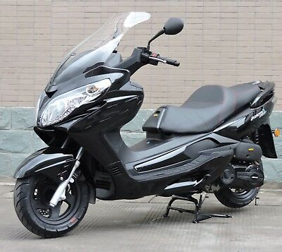 300cc Adonis Maxi Scooter, LAMS, Brand new, Can deliver Aus Wide
