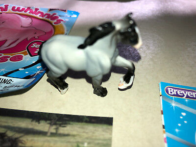 Breyer Mini Whinnies Series 2 Prince Drafter Horse