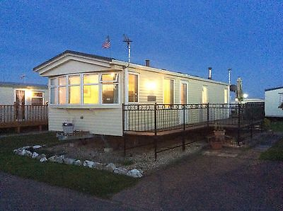 Luxury Caravan To rent Let Skegness Ingoldmells 7th to 14th July Chase Park
