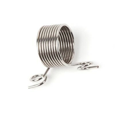 Nickle Plated Wire Yarn Stranding Guide Knitting Thimble for Knitting Craft I2V6