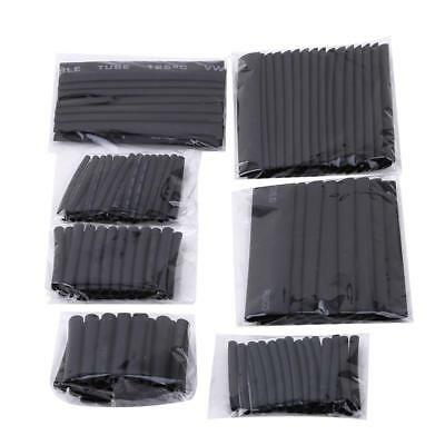 127Pcs Assortment Heat Shrink Sleeve Electrical Cable Tube Tubing Wrap Wire Q