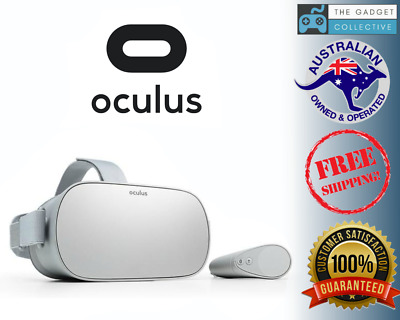 Oculus Go VR Portable Standalone Virtual Reality Headset - 64GB