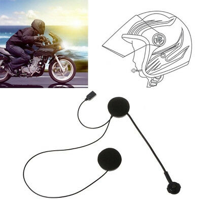 Bluetooth Motorcycle Motorbike Helmet Headset Speakers Mic Handsfree Control B1