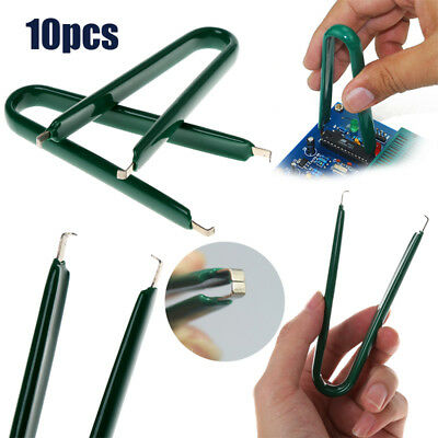 U type IC CPU Extractor Remover Tool ROM Chip PCB board IC Puller 10Pcs of Set
