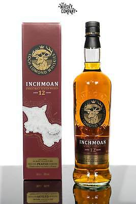 Inchmoan Aged 12 Years Highland Single Malt Scotch Whisky (700ml)