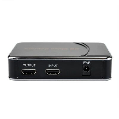 HD Video Capture 1080P HDMI Recorder for Xbox 360 Xbox-One PS3 PS4 Record HDD