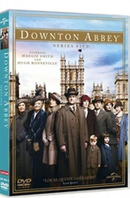 Downton Abbey - Stagione 5 (5 DVD) - ITALIANO ORIGINALE SIGILLATO -