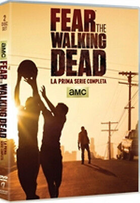 Fear the Walking Dead - Stagione 1 (2 DVD) - ITALIANO ORIGINALE SIGILLATO -