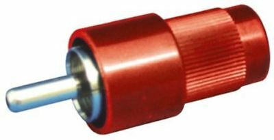 Sato Parts Red Cable Mount RCA Plug