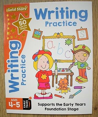Book Learn how to Write Letters Reception Educational Activity Handwriting 4 5