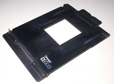 Omega D5500 Enlarger Negative Film Holder 3 x 3""