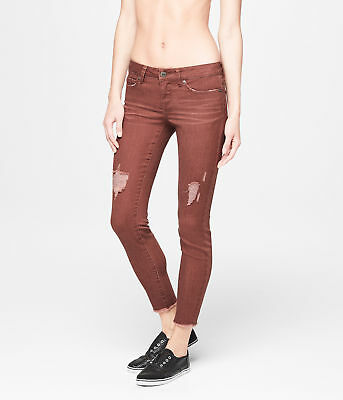 aeropostale womens final sale -seriously stretchy low-rise ankle jegging