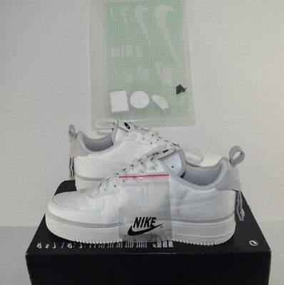39d06ce628 NIKE AIR FORCE 1  07 As Qs Low All Star 90 10 Vast Grey White Ah6767 ...