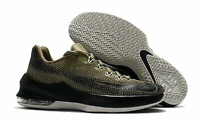 best website 81abb ae401 NIKE Mens Air Max Infuriate Low Basketball Shoe 852457 200 SIZE 10 NEW