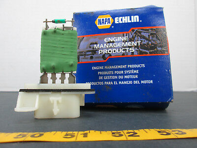 New NAPA Echlin Blower Motor Resistor Resistance Replacement Part No. BR267 T