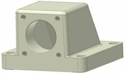 Toughcon Adapter, 53mm