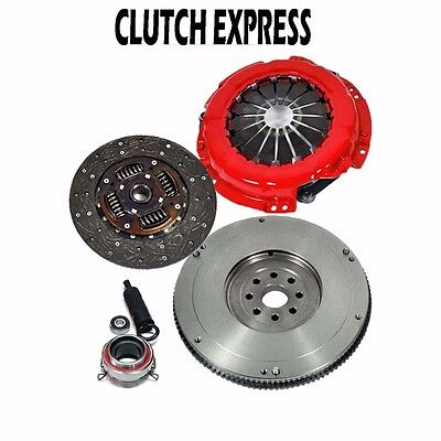 Af Stage 1 Clutch Kit+Flywheel 1988-1995 Toyota 4Runner Pickup T100 3.0L V6
