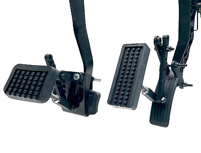 Pedal Extenders Car Vehicle Gas Brake Extensions New Design Easier Installation