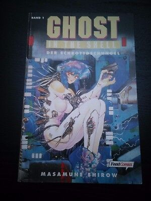 GHOST IN THE SHELL Bd. 1-3 | Masamune Shirow | Egmont, Feest