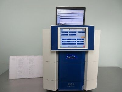 ABI ViiA7 Real-Time PCR System with Warranty SEE VIDEO