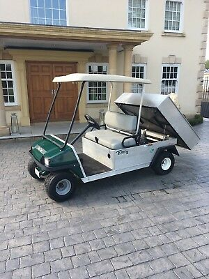 Club Car Golf Buggy Carryall 2 Tipper Electric 300 Hours