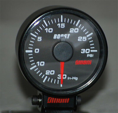 Omori 45mm boost gauge turbo gauge MR2 Audi VW