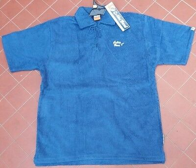 NWT GOLDEN BREED Terry Towelling Mens Surf Shirt-Siz XL Vintage Style