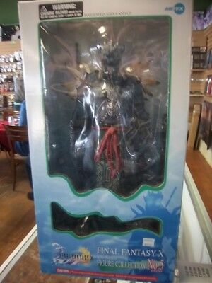 Final Fantasy X 1/6 Scale Figure Collection #5 Kimahri MINT IN BOX