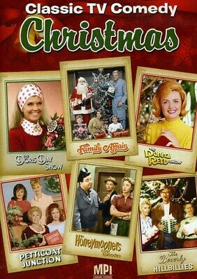 Ultimate Classic TV Christmas Comedy Collection DVD NEW