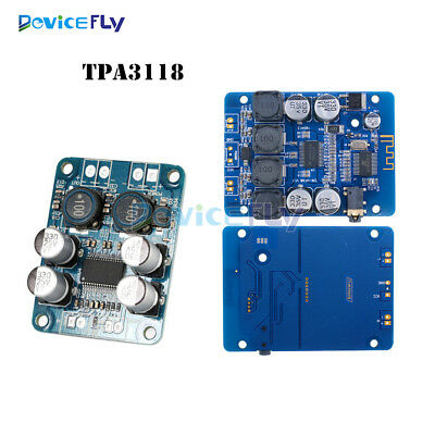 8-26V TPA3118 PBTL Mono Digital Bluetooth Amplifier Board 1*60W/2*30W AMP Module