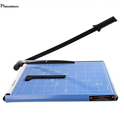A3 Precision Rotary Guillotine Paper Photo Trimmer Cutter Ruler Home Office