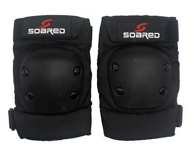 Elbow Pads Protector Skating Skateboard Protective Gear Gym Sports Black M