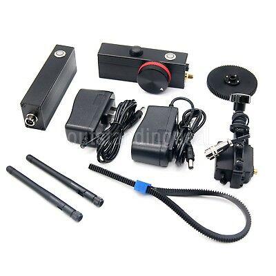 200m 2.4G Single Channel Wireless Follow Focus Remote Control w/ limit for Cam