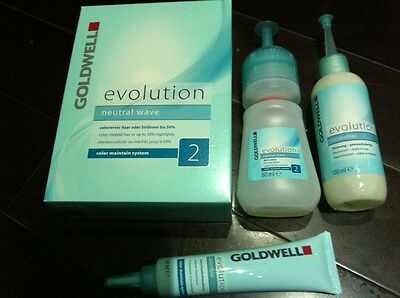 @@ GOLDWELL evolution neutral wave color maintain system hair perm lotion 2