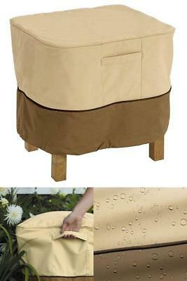 Outdoor Patio Furniture Covers Small For Side Table Waterproof Protection Garden