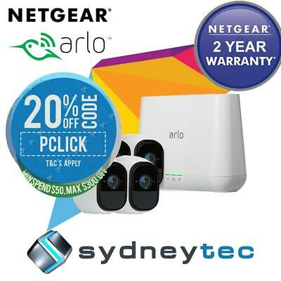 New NETGEAR VMS4530 Arlo Pro Wire-Free HD Camera Security System with 5 HD Camer