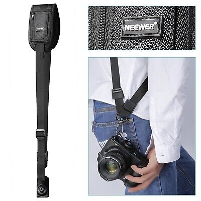 "Quick Release Camera Shoulder Neck Strap With 1/4"" Screw Thread For DSLR Cameras"