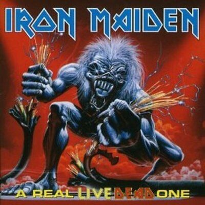 Iron Maiden-A Real Live Dead One-Japan 2 Cd F30