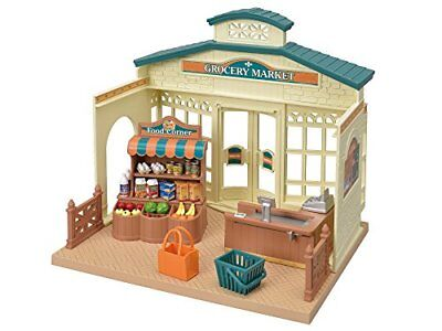 Sylvanian Families GROCERY MARKET MI-86 Epoch Japan Calico Critters