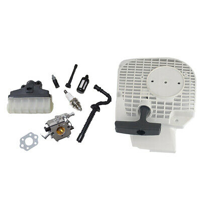 Carb Recoil Starter Kit for Stihl MS210 MS230 MS250 Chainsaw Air Filter