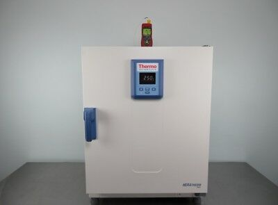 2015 Thermo Heratherm OMS100 General Protocol Oven with Warranty SEE VIDEO