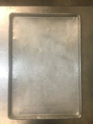 Commercial Grade 18 x 26 Full Size Aluminum Sheet Pan for industrial and Baking