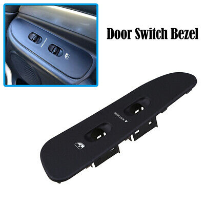 Door Panel Window Switch BEZEL Passenger RH for 02-05 Dodge Ram 1500 2500 3500