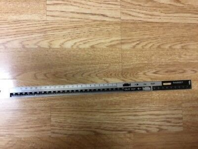 Dewalt Dw125 Radial Arm Saw Scale Ruler  Superb Condition