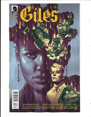 Buffy The Vampire Slayer Season 11: Giles # 3 (Cover A, Apr 2018), Nm New