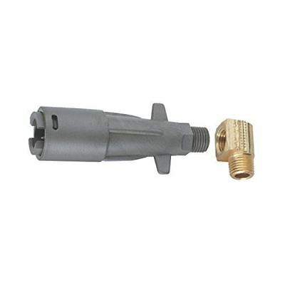 Atwood (8882-6) Twist-Lock Fuel Tank Fitting with 90 Degree Elbow