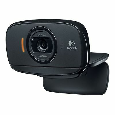 Logitech C525 Webcam NEW SEALED 8mp rrp £45 webcam