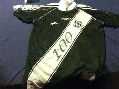 Ponte Preta (brazil) Football Shirt Centenary