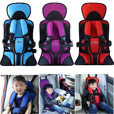 New Portable Baby Toddler Car Safety Seat Infant Convertible Booster Child Chair