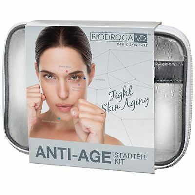 Biodroga MD: Anti-Age Starter Kit - Collagen Boost Tagespflege + Even & Perfect